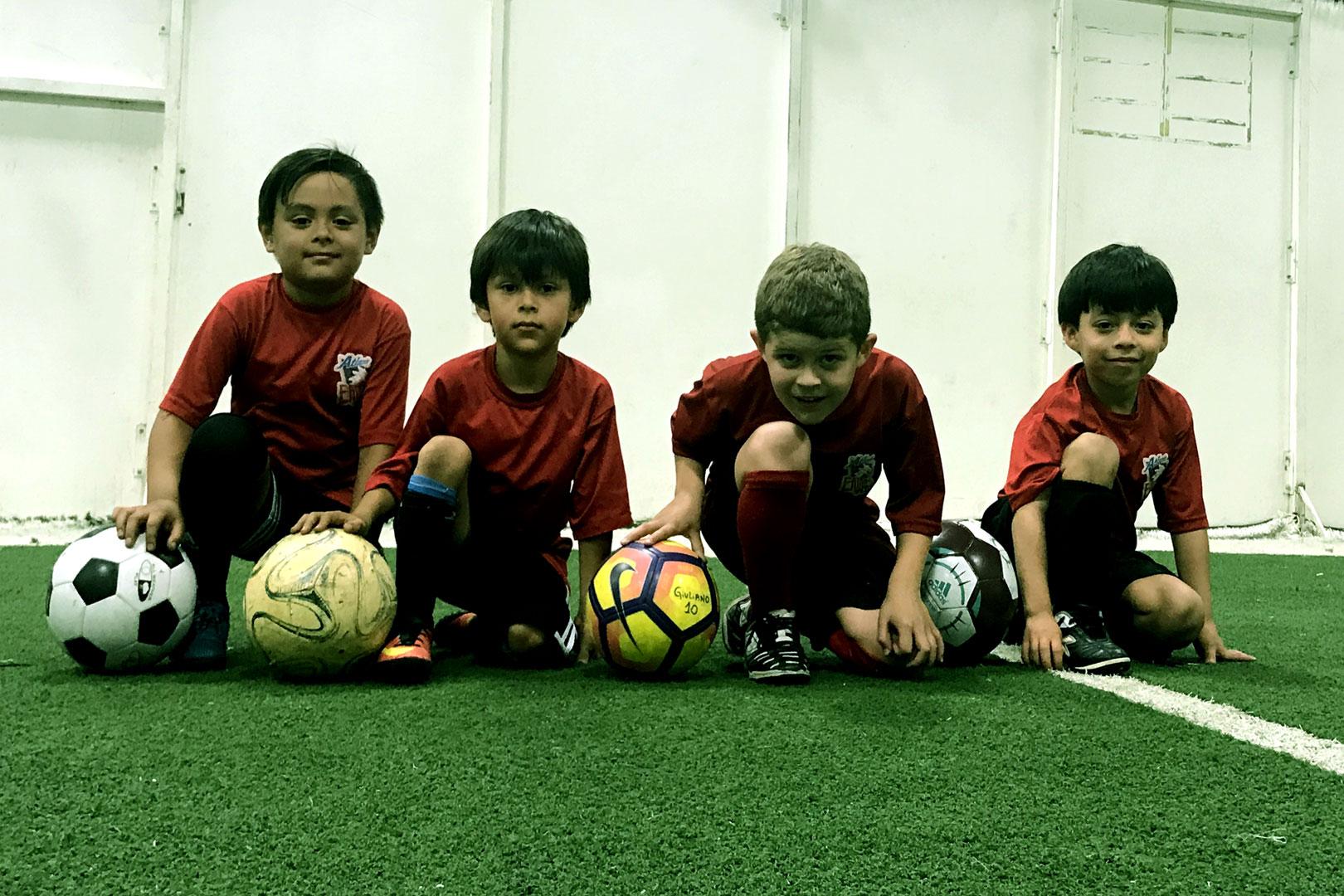 Soccer Academy, soccer school, escuela de futbol,