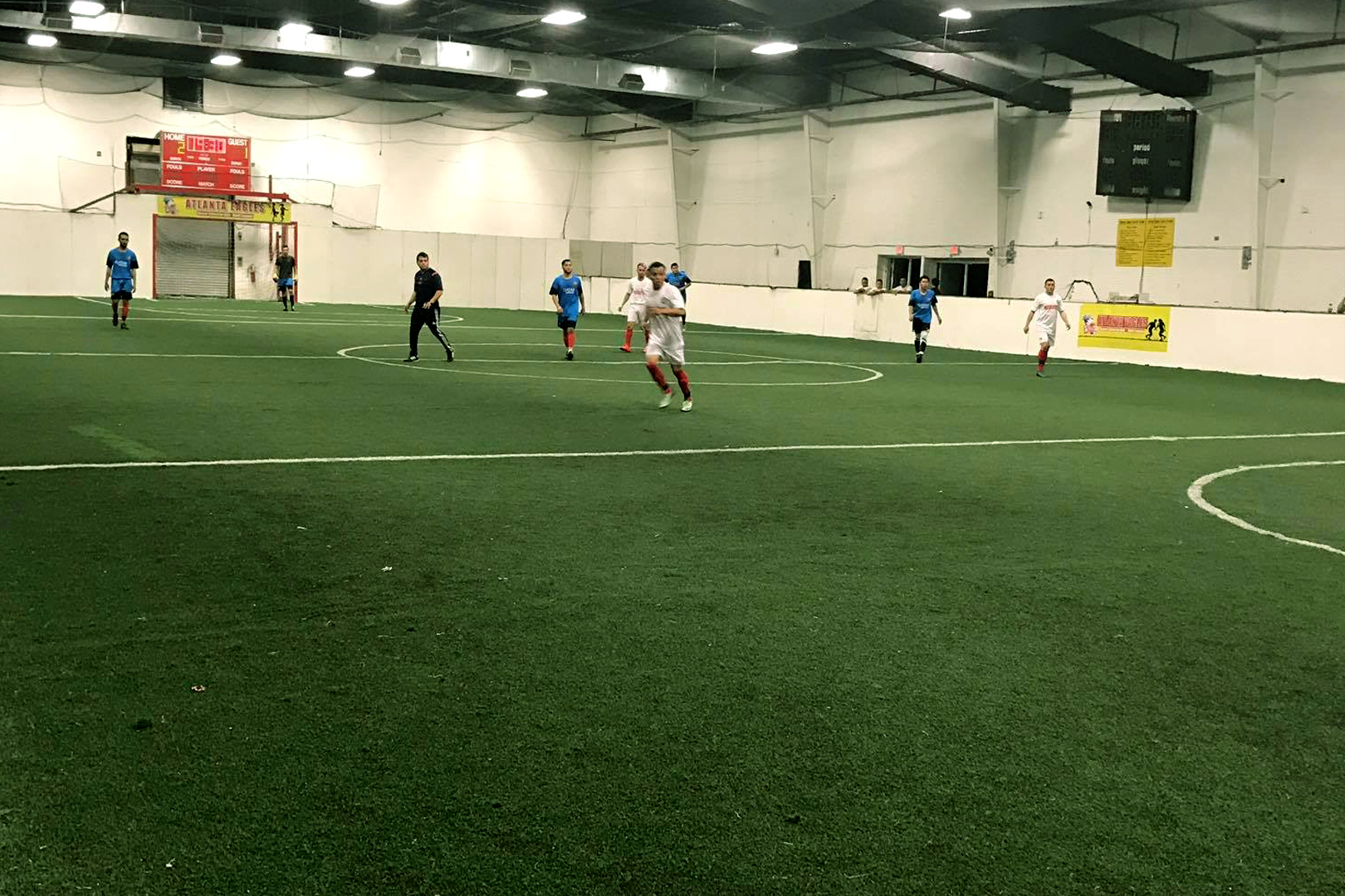 Adult Indoor Soccer 99
